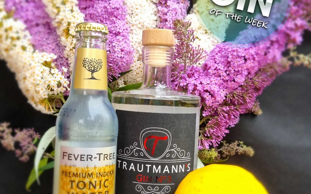 Jens' Gin Of The Week: Trautmanns Gin No. 3